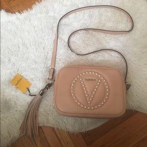 NWT Valentino pearl crossbody Bag!